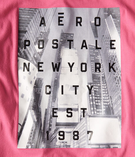 Aeropostale New York City Graphic Tee