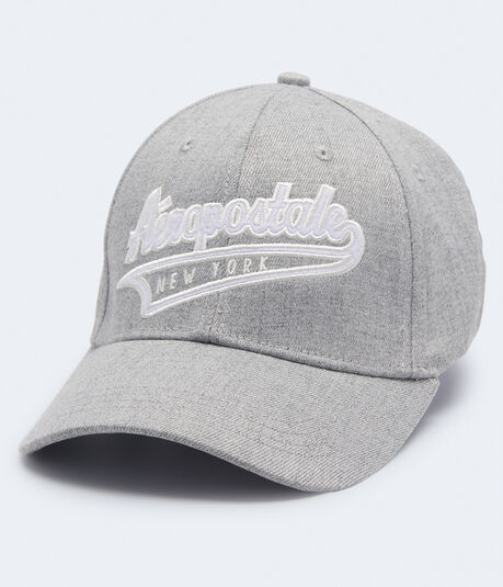 Aeropostale New York Script Fitted Hat