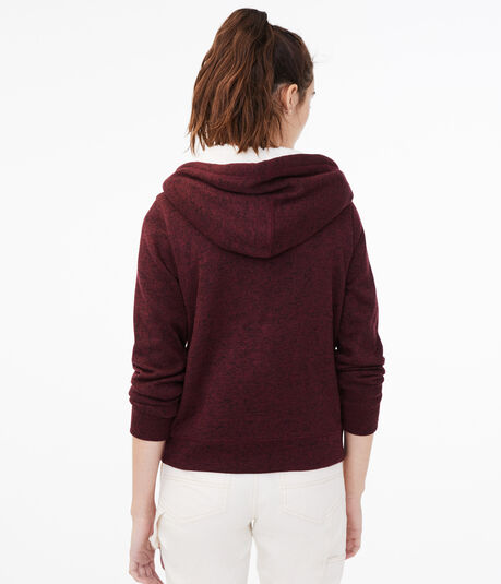 Seriously Soft Fleece-Lined Full-Zip Hoodie