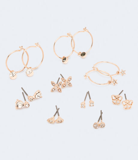 Just Charmed Earring 9-Pack