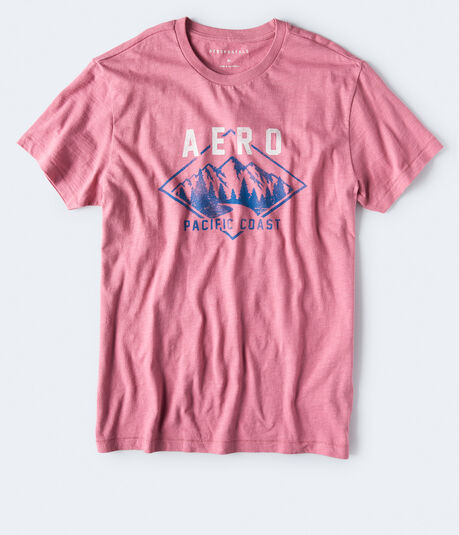 Aero Pacific Coast Graphic Tee