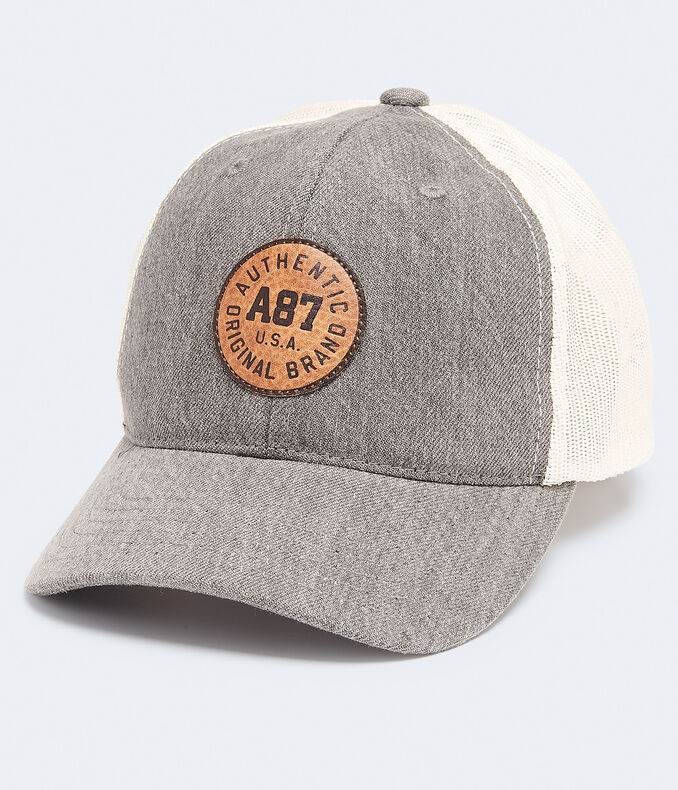 A87 Patch Adjustable Trucker Hat