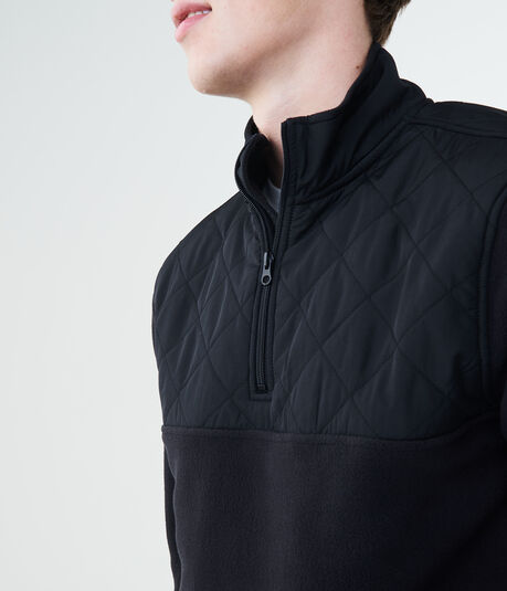 Pro Fleece Quarter-Zip Jacket