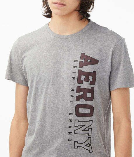 Vertical Aero NY Logo Graphic Tee