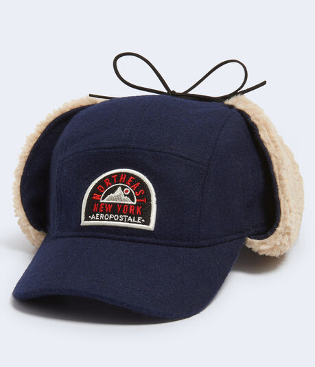 Northeast Mountain Ear Flap Adjustable Hat***