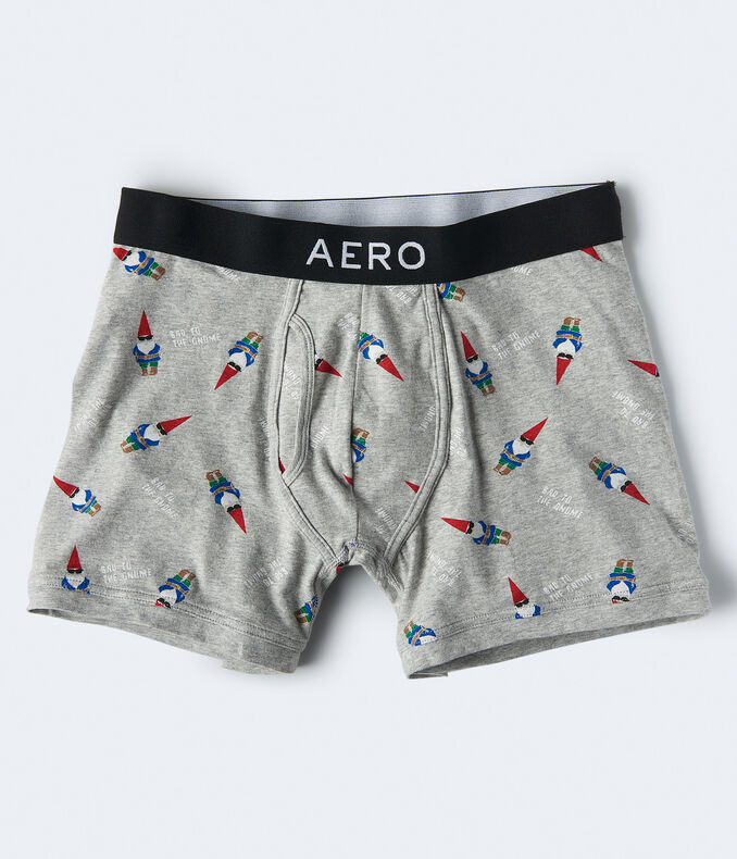 Bad To The Gnome Knit Boxer Briefs