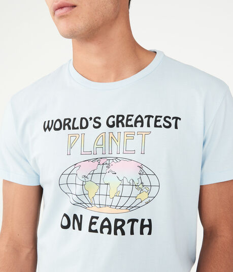 World's Greatest Planet Graphic Tee