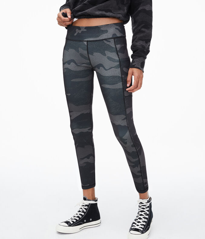Camo Pocket Leggings