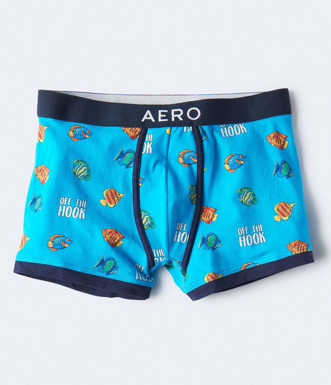 Off The Hook Knit Trunks***