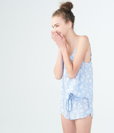 LLD Floral Swing Sleep Cami***