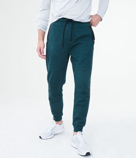 Heathered Active Jogger Sweatpants