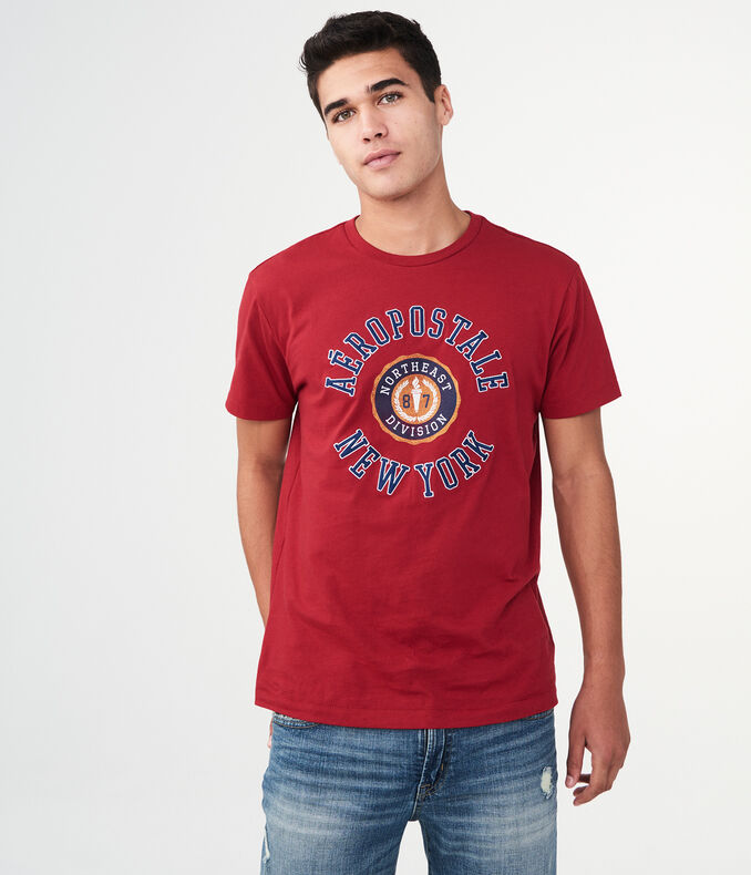 Aeropostale Northeast Division Graphic Tee