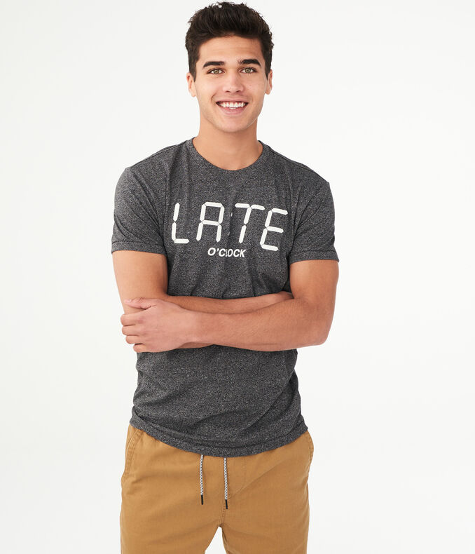 Free State Late O'Clock Glow-In-The-Dark Graphic Tee