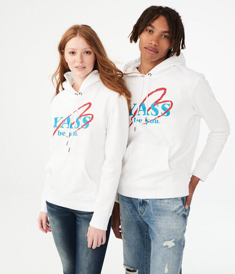 Aero One Be You Pullover Hoodie