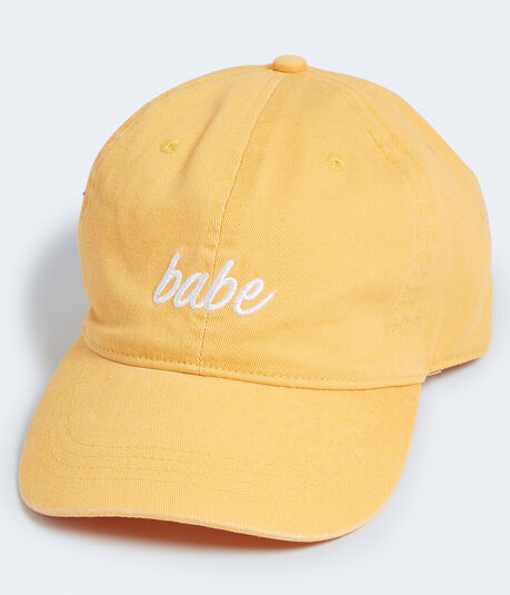 Babe Adjustable Hat***