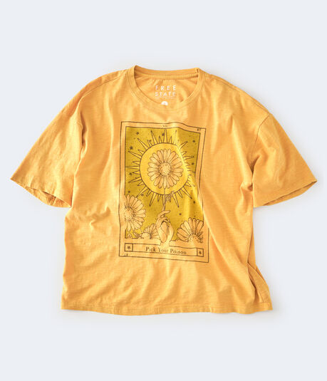 Sunflower Boyfriend Tee