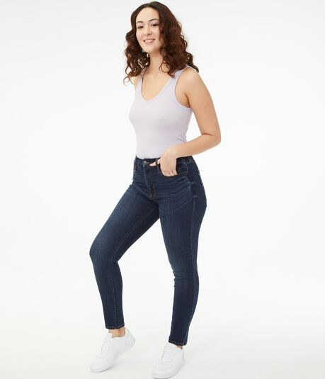 Premium Seriously Stretchy High-Rise Slim & Thick Curvy Jegging
