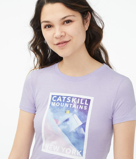 Free State Catskill Mountains Graphic Tee
