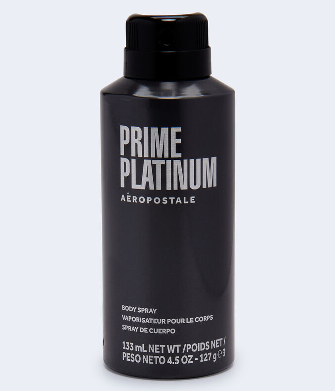 Prime Platinum Body Spray