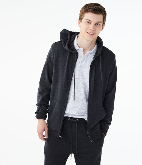 Uniform Full-Zip Hoodie