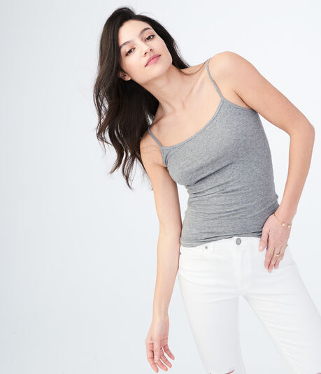Solid Basic Cami