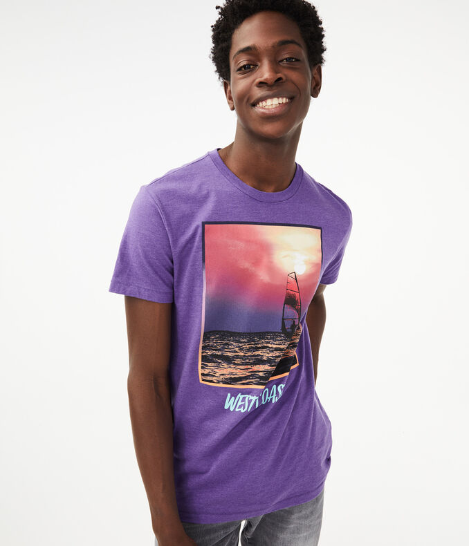 Free State West Coast Graphic Tee