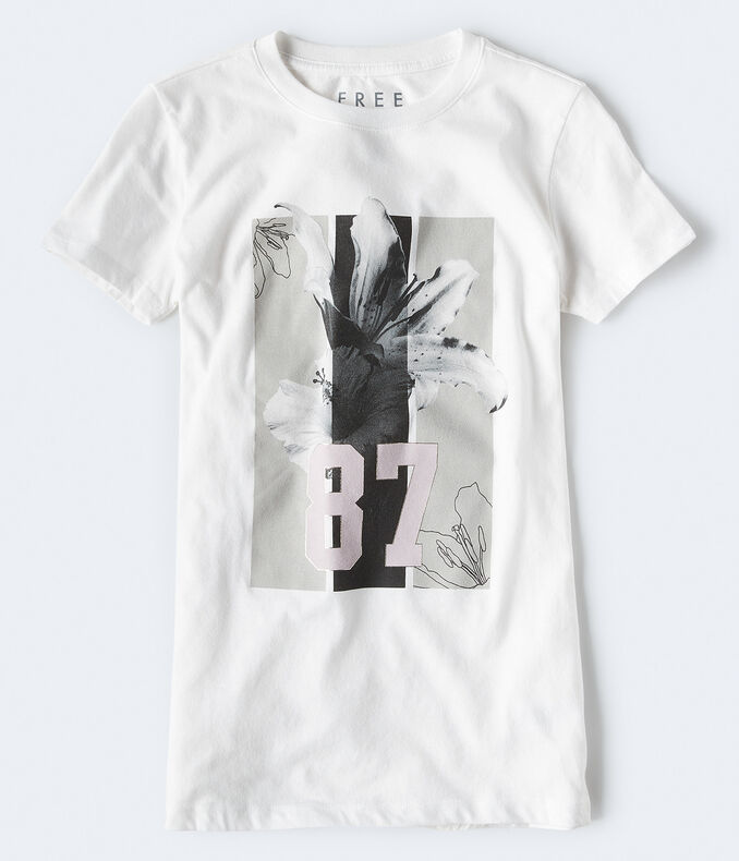 Free State Floral 87 Graphic Tee