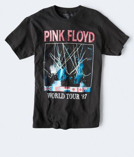 Pink Floyd Tour '87 Graphic Tee