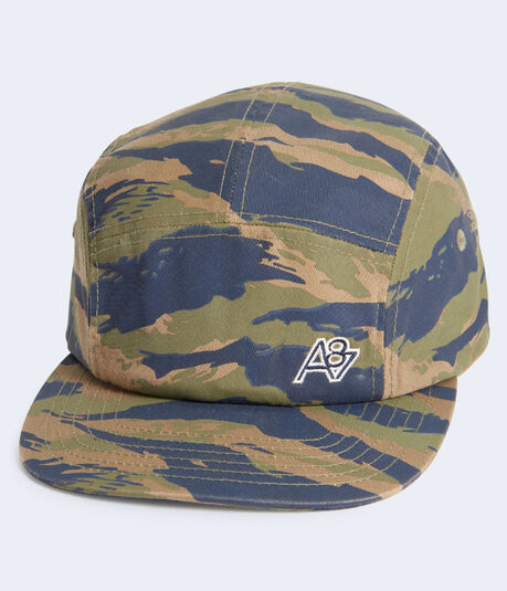 A87 Camo Adjustable Hat