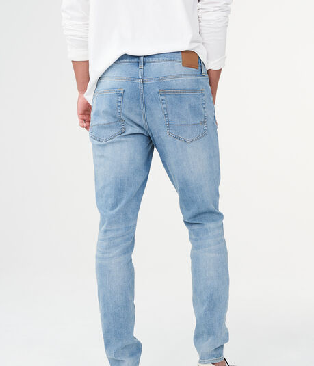 Flex Effects Super Skinny Light Wash Jean
