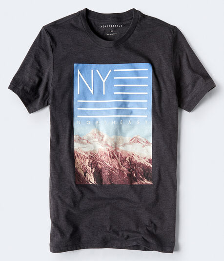NY Northeast Flag Graphic Tee