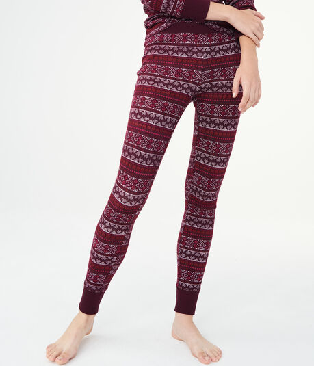 LLD Fair Isle Leggings