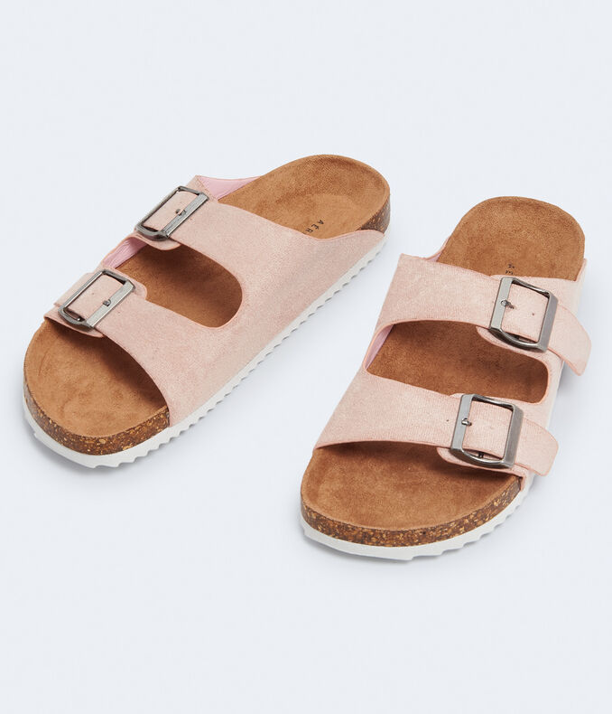 Double-Strap Cork Slide