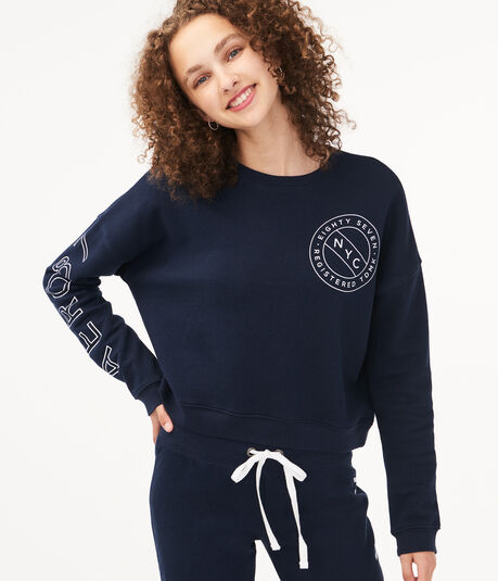 634f5ba9b Hoodies & Sweatshirts for Women & Girls | Aeropostale