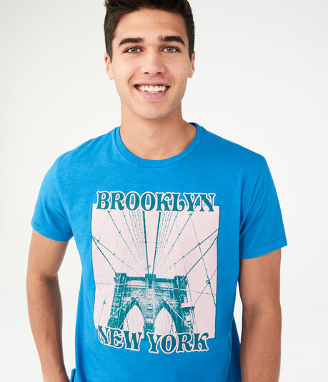 Brooklyn New York Graphic Tee