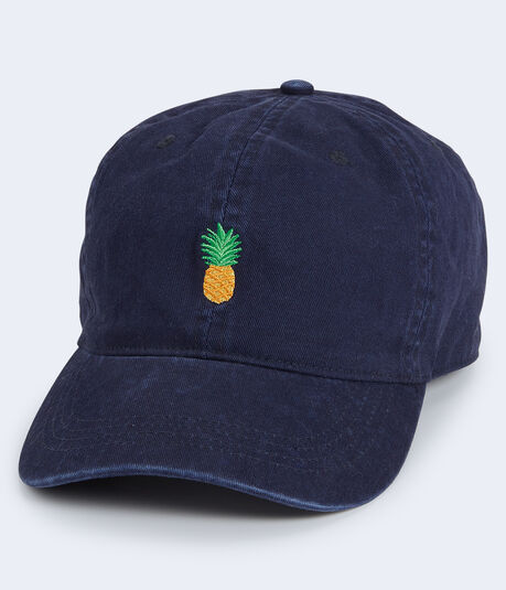 Pineapple Adjustable Hat