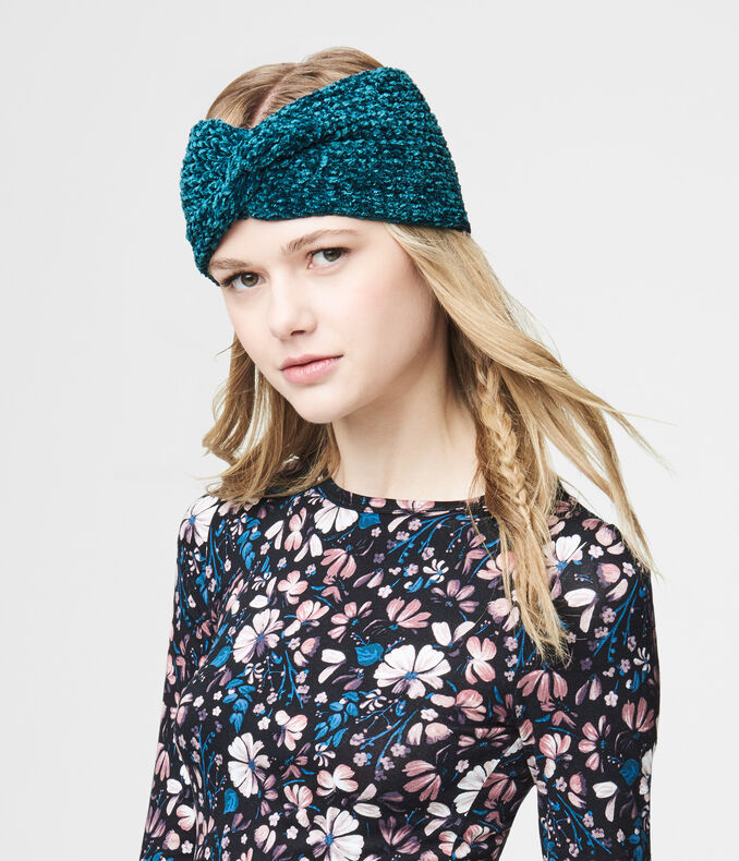 Chenille Earband