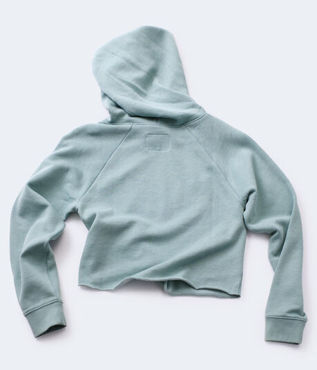 Malibu Cropped Pullover Hoodie