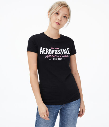 Aeropostale Athletic Dept. Graphic Tee