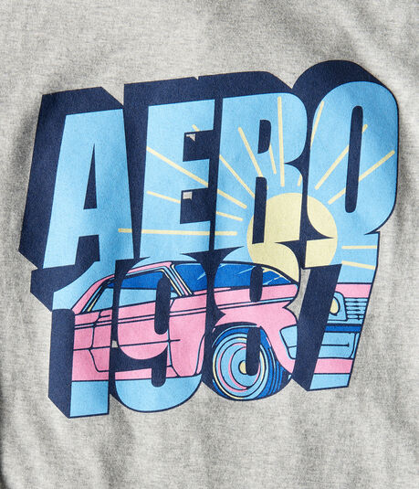 Aero 1987 Sunshine Graphic Tee