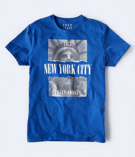 Free State Split Liberty Graphic Tee