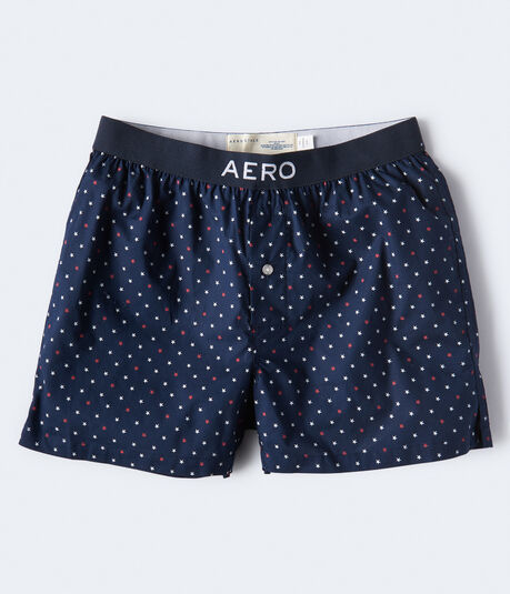Seeing Stars Woven Boxers