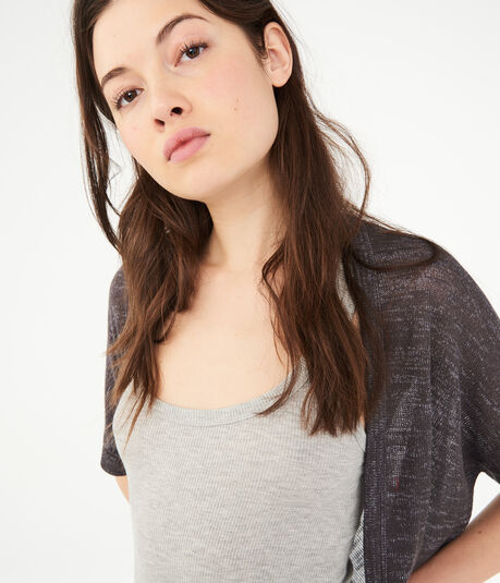 Seriously Soft Cocoon Cardigan