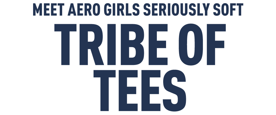 Girls Tribe of Tees