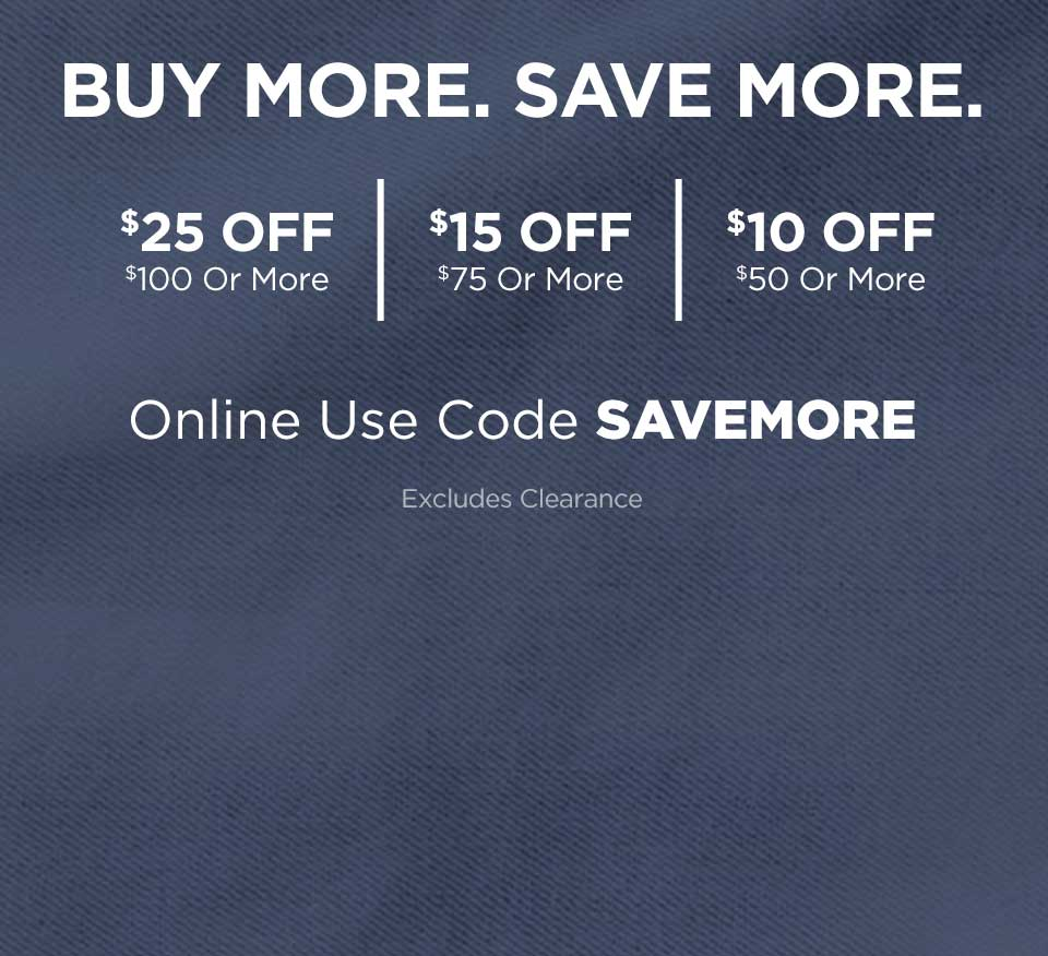 10$ off $50 Or $15 Off $75 Or $25 Off $100