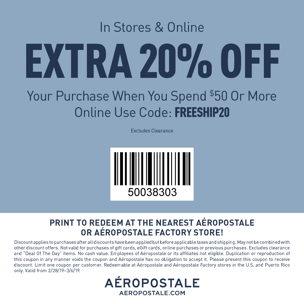 022819 Store Coupon