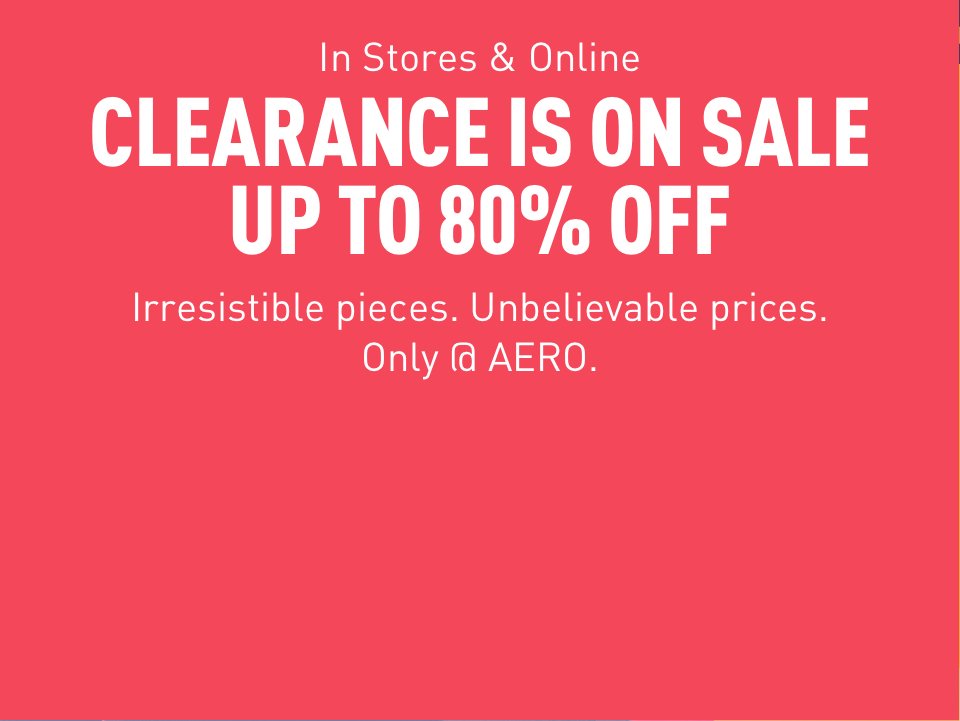 Clearance Is On Sale Up To 80% OFF