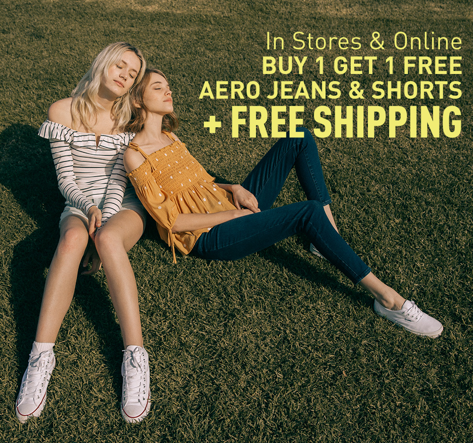 Buy One Get One Free Jeans