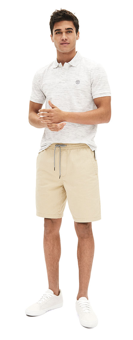 Guys Classic Joggers Shorts