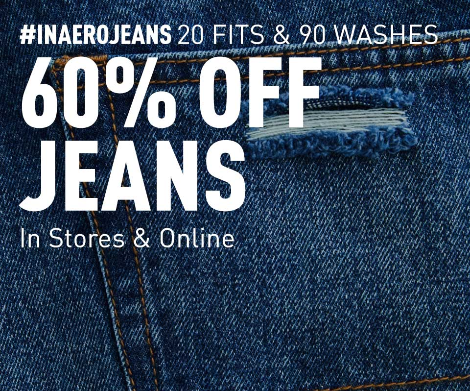 60% Off Jeans